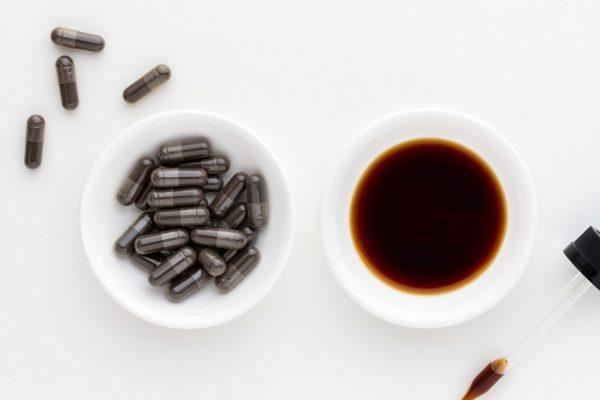 black kratom extract